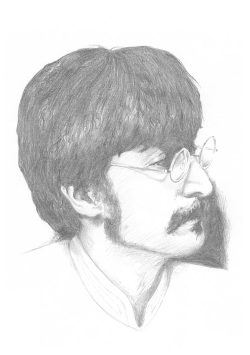 John Lennon par Seags